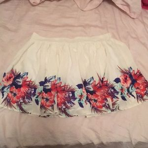 Skirts - High waisted skirt